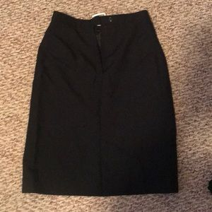 New with tags black skirt